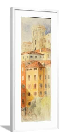 View of Bassana del Grappa-Lanie Loreth-Framed Art Print