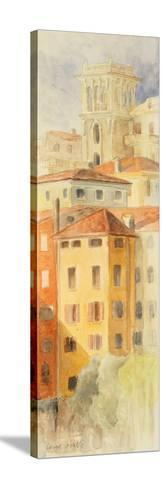 View of Bassana del Grappa-Lanie Loreth-Stretched Canvas Print