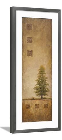 Chippewa Tree II-Michael Marcon-Framed Art Print