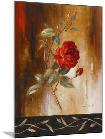 Crimson Rose I-Lanie Loreth-Mounted Premium Giclee Print