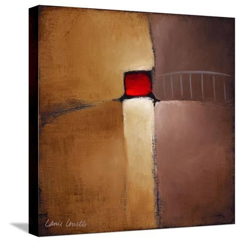 Chocolate Square IV-Lanie Loreth-Stretched Canvas Print