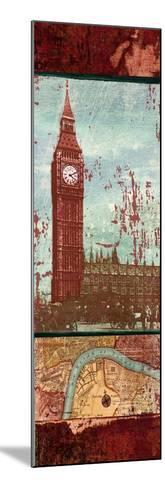 Weathered Landmark II-Elizabeth Medley-Mounted Art Print