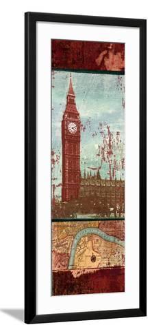 Weathered Landmark II-Elizabeth Medley-Framed Art Print