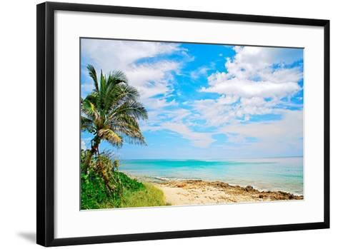 Paradise-Gail Peck-Framed Art Print