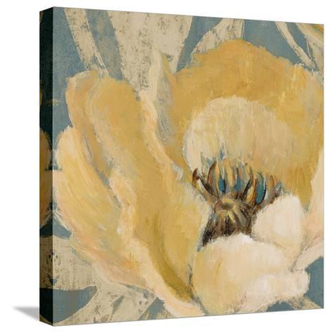 Jaune Poppy-Lanie Loreth-Stretched Canvas Print