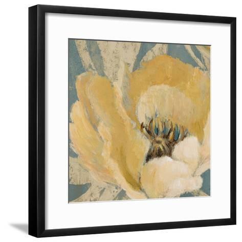 Jaune Poppy-Lanie Loreth-Framed Art Print
