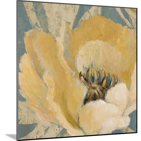Jaune Poppy-Lanie Loreth-Mounted Premium Giclee Print