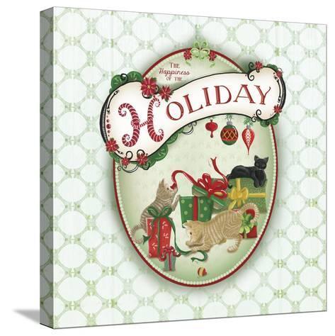 Pet Christmas II-Andi Metz-Stretched Canvas Print