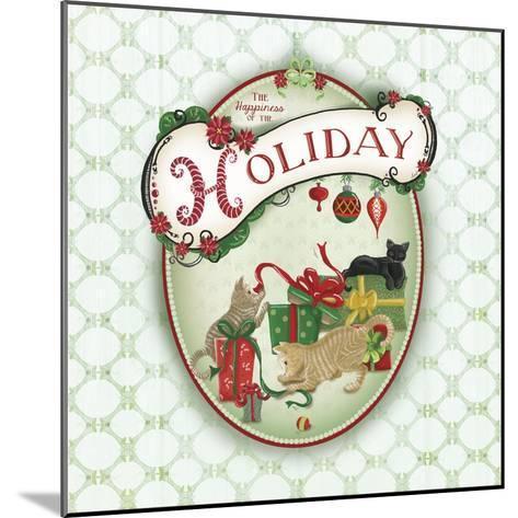 Pet Christmas II-Andi Metz-Mounted Premium Giclee Print