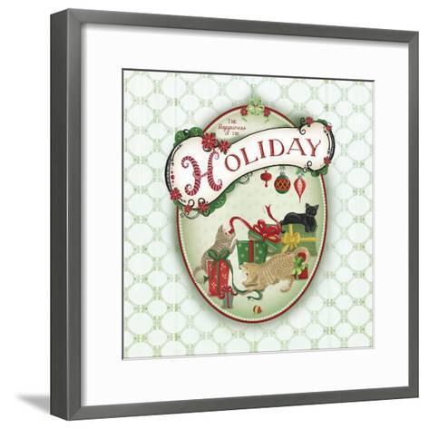 Pet Christmas II-Andi Metz-Framed Art Print