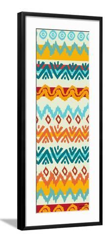 Navajo Missoni II-Nicholas Biscardi-Framed Art Print