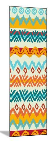 Navajo Missoni II-Nicholas Biscardi-Mounted Premium Giclee Print