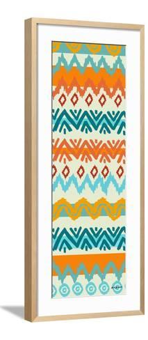 Navajo Missoni I-Nicholas Biscardi-Framed Art Print