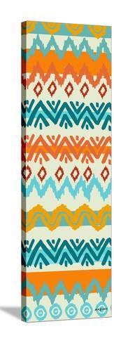 Navajo Missoni I-Nicholas Biscardi-Stretched Canvas Print