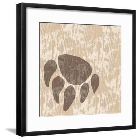 Spirit Lodge VI-Nicholas Biscardi-Framed Art Print