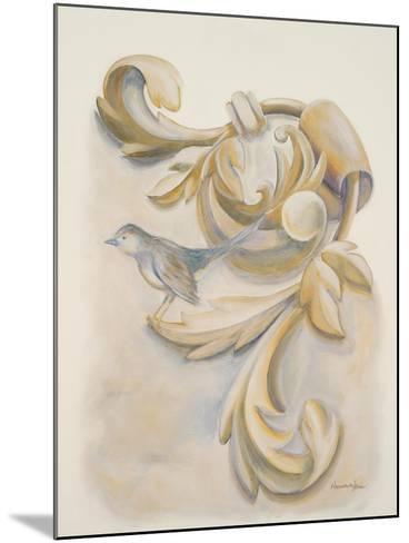 Season's Crest II-Hakimipour-ritter-Mounted Art Print