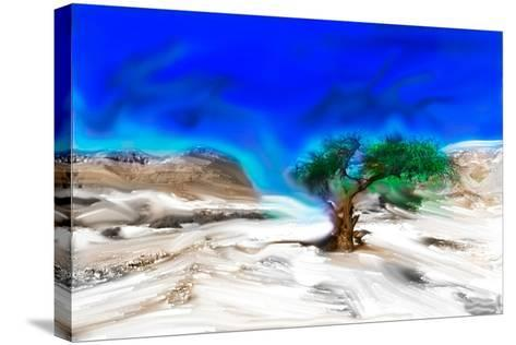 Trees Alive I-Ynon Mabat-Stretched Canvas Print