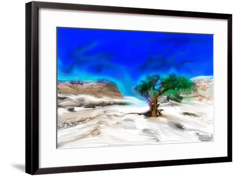 Trees Alive I-Ynon Mabat-Framed Art Print
