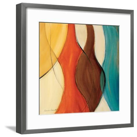 Coalescence II-Lanie Loreth-Framed Art Print