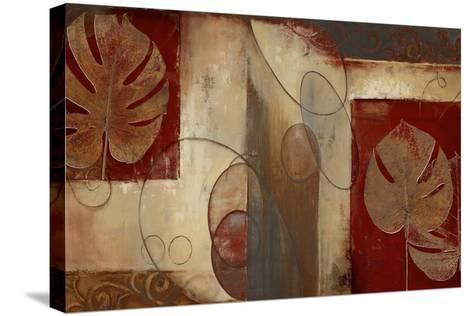 Inspiration in Crimson-Patricia Pinto-Stretched Canvas Print