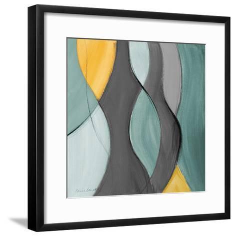 Coalescence in Gray II-Lanie Loreth-Framed Art Print