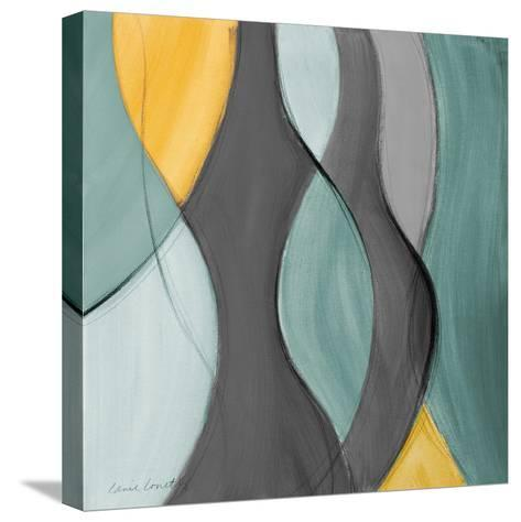 Coalescence in Gray II-Lanie Loreth-Stretched Canvas Print