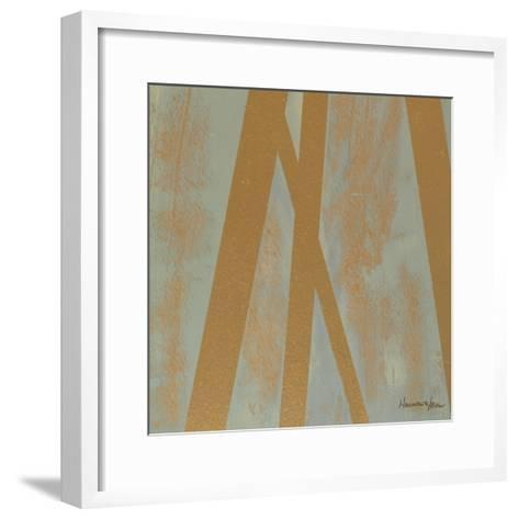 Golden Angle II-Hakimipour-ritter-Framed Art Print