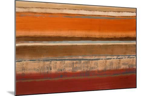 Solar Journey II-Lanie Loreth-Mounted Art Print