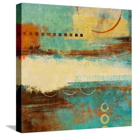 Boardwalk Fun III-Michael Marcon-Stretched Canvas Print