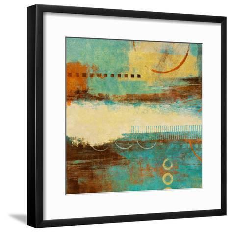 Boardwalk Fun III-Michael Marcon-Framed Art Print