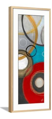 Playful Abstract I-Michael Marcon-Framed Art Print