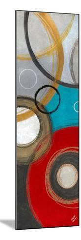 Playful Abstract I-Michael Marcon-Mounted Premium Giclee Print