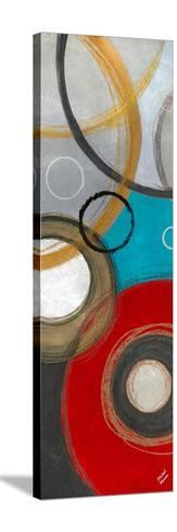 Playful Abstract I-Michael Marcon-Stretched Canvas Print