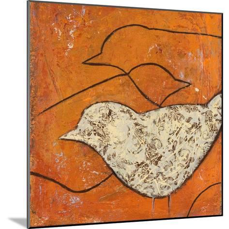 Lovely Birds II-Patricia Pinto-Mounted Art Print