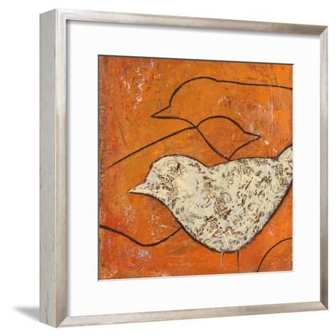 Lovely Birds II-Patricia Pinto-Framed Art Print