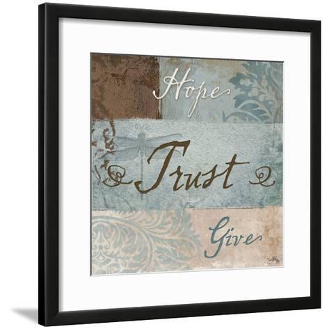Inspiration II-Elizabeth Medley-Framed Art Print
