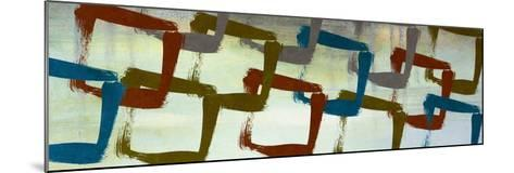 Abstract Squared I-Michael Marcon-Mounted Art Print
