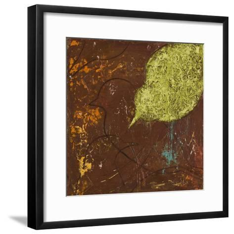 Lovely Birds III-Patricia Pinto-Framed Art Print