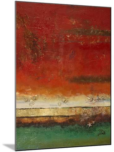 Sea Landscapes I-Patricia Pinto-Mounted Premium Giclee Print