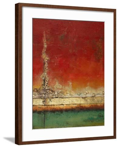 Sea Landscapes II-Patricia Pinto-Framed Art Print
