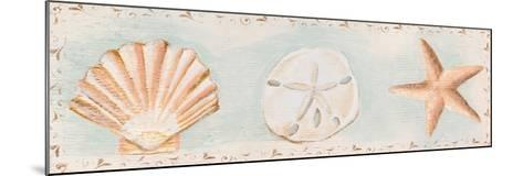 Sandy Shells I-Tiffany Hakimipour-Mounted Art Print