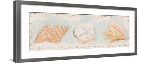 Sandy Shells II-Tiffany Hakimipour-Framed Art Print