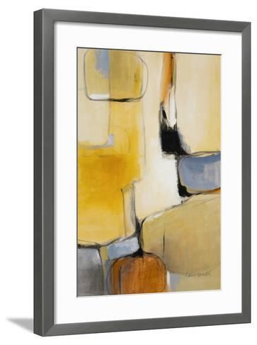 Gold Canyon III-Lanie Loreth-Framed Art Print