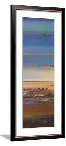 Blue Planet I-Patricia Pinto-Framed Art Print