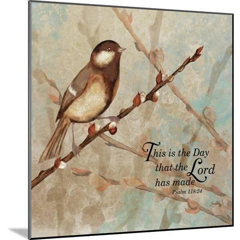 This is the Day-Elizabeth Medley-Mounted Premium Giclee Print