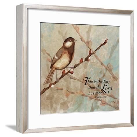 This is the Day-Elizabeth Medley-Framed Art Print
