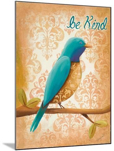 Be Kind-Josefina-Mounted Art Print