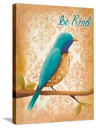 Be Kind-Josefina-Stretched Canvas Print