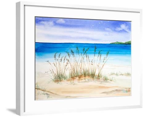 July I--Framed Art Print