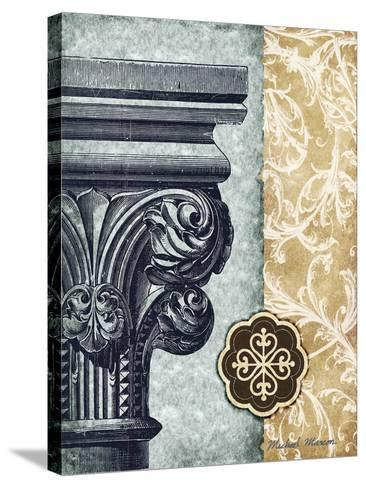 Romanesque II-Michael Marcon-Stretched Canvas Print